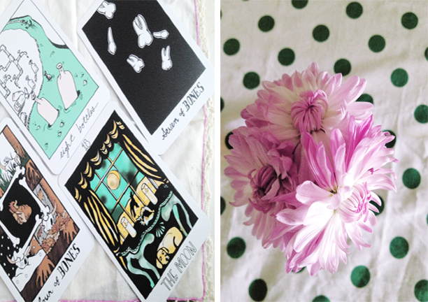 flowers & cards